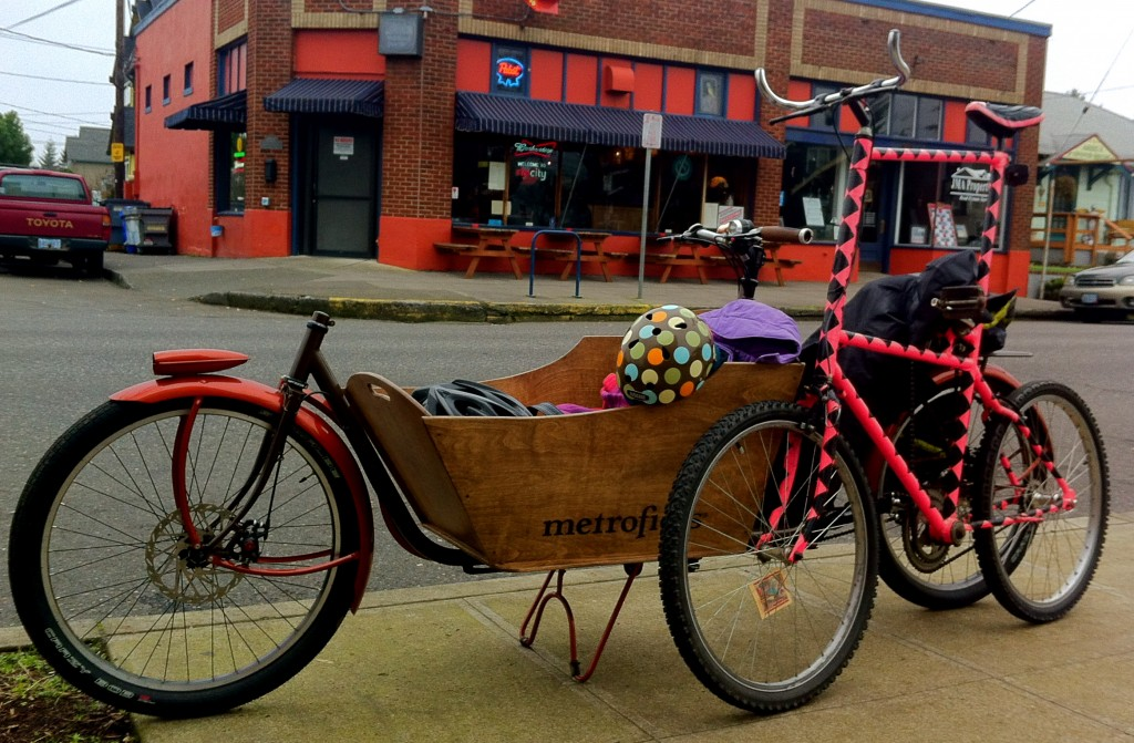 Metrofiets and Tallbike